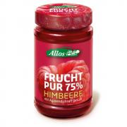 Allos Frucht Pur 75% Himbeere 250g