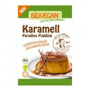 BioVegan Paradies Pudding Karamell 43g