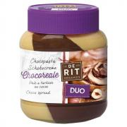 DeRit Chocoreale Schokocreme Duo Fairtrade 350g