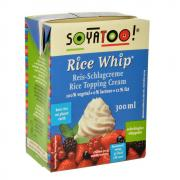 Soyatoo! Rice Whip Reis-Schlagcreme 300ml