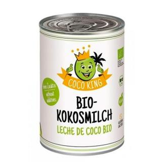 Coco King Bio-Kokosmilch 400ml