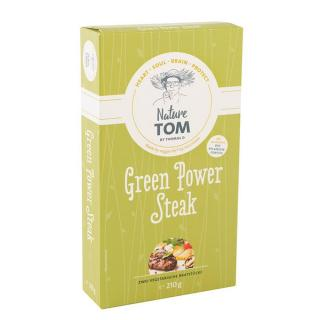 Nature Tom Green Power Steak 210g