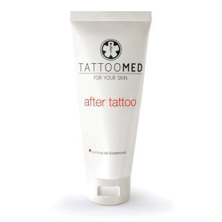 TattooMed After Tattoo Skin Protection Pflegecreme 100ml