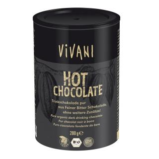 Vivani Hot Chocolate Trinkschokolade 280g