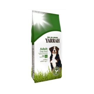 Yarrah Adult Dog Food Bio Hundetrockennahrung 10kg
