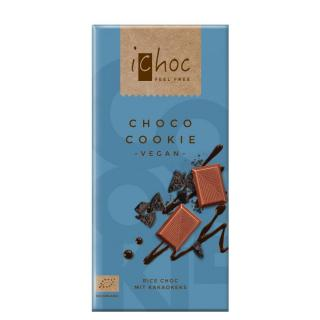 iChoc Rice Choc Schokolade Choco Cookie 80g
