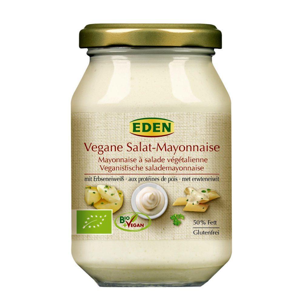 eden salat mayonnaise ohne ei 250ml vegan g nstig bestellen hallo. Black Bedroom Furniture Sets. Home Design Ideas
