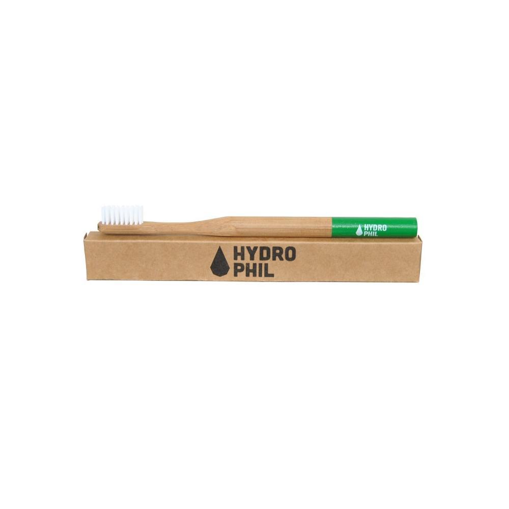 hydrophil bambus zahnb rste borsten mittel farbe gr n. Black Bedroom Furniture Sets. Home Design Ideas