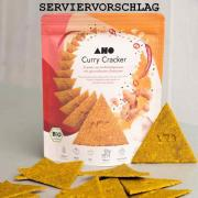 AHO Raw Cracker Curry 100g