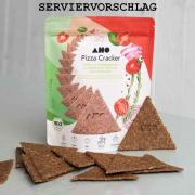 AHO Raw Cracker Pizza 100g