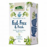 Allos Feel Free & Fresh Kräutertee 20 Teebeutel 30g