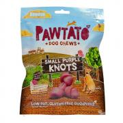 Benevo Dog Pawtato Purple Knots Süßkartoffel-Leckerli...