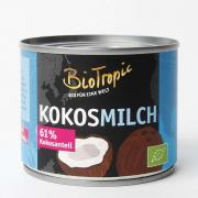 BioTropic Kokosmilch 200ml