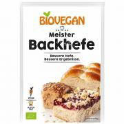 BioVegan Meister-Backhefe 7g