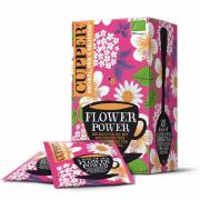 Cupper Tea Flower Power 20 Teebeutel 35g