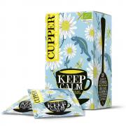 Cupper Tea Keep Calm 20 Teebeutel 35g