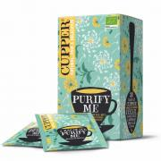 Cupper Tea Purify Me 20 Teebeutel 38g