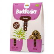 Govinda BackPacker Rohkost-Cracker Sesam 80g