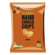 Trafo Handcooked Chips Barbecue 125g
