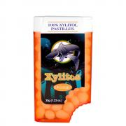 V-tality Xylitos Pastillen Orange 42g