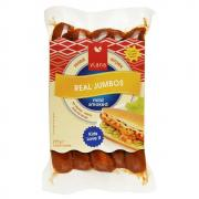 Viana Real Jumbos Veggie Hot Dogs mild geräuchert 275g