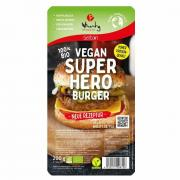 Wheaty Vegan Superhero Burger 200g