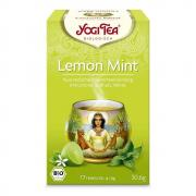 Yogi Tea Lemon Mint 17 Teebeutel 30,6g