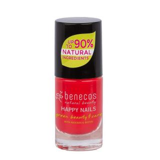 Benecos Happy Nails Nagellack Hot Summer 5ml