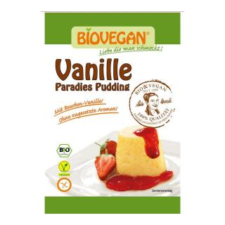 BioVegan Paradies Pudding Vanille 31g
