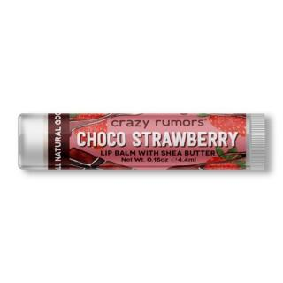 Crazy Rumors Chocolate Strawberry Lippenbalsam 4,4ml
