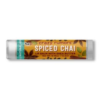 Crazy Rumors Spiced Chai Lippenbalsam 4,4ml