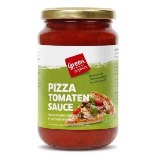 Greenorganics Tomatensauce Pizza 340ml
