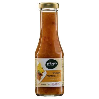 Naturata Grillsauce Curry-Ananas 250ml