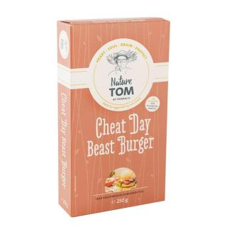 Nature Tom Burgerpattie Cheat Day Beast Burger 250g
