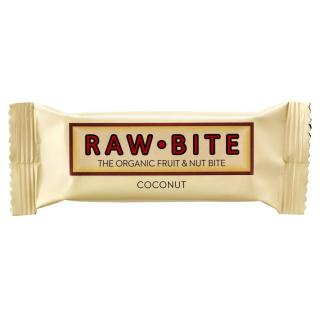 Raw Bite Energieriegel Coconut 50g