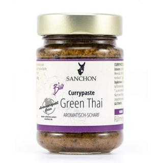 Sanchon Currypaste Green Thai 190g