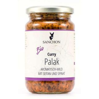 Sanchon Currysauce Palak 330ml