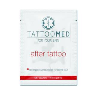 TattooMed After Tattoo Skin Protection Pflegecreme 5ml