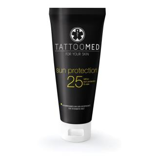 TattooMed Sun Protection LSF25 Sonnencreme 100ml