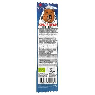 Wheaty Spacebar Space Bear Hot Dog 40g